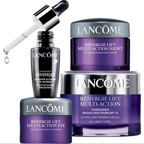 Lancome Other - NEW Lancôme Renergie Lift box set
